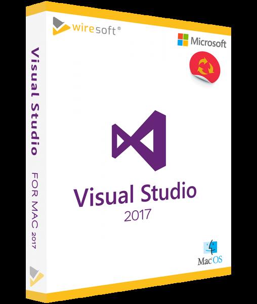 MICROSOFT VISUAL STUDIO 2017 DLA MAC