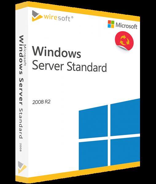 MICROSOFT WINDOWS SERVER 2008 STANDARD