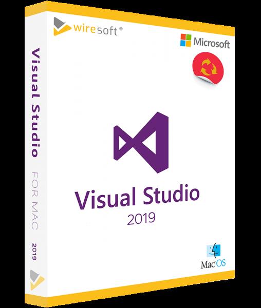 MICROSOFT VISUAL STUDIO 2019 DLA MAC
