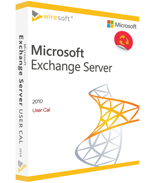 MICROSOFT EXCHANGE SERVER 2010 USER CAL